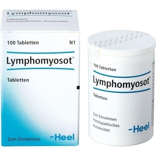 LYMPHOMYOSOT Tabletten