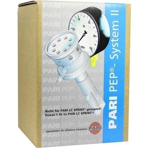 PARI PEP System II mit Druck