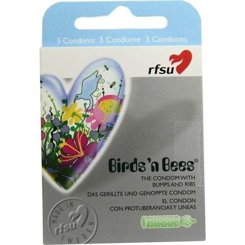 BIRDS N BEES RFSU Condom