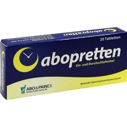 ABOPRETTEN Tabletten