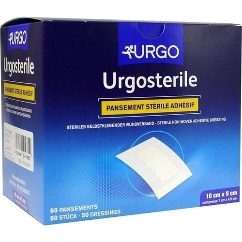 URGOSTERILE Wundverband 90x100 mm steril