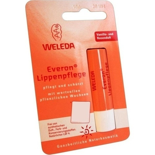 WELEDA Everon Lippenpflege 4.8 g