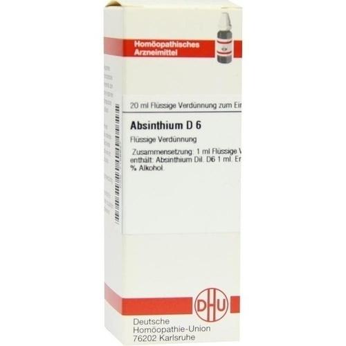 ABSINTHIUM D 6 Dilution