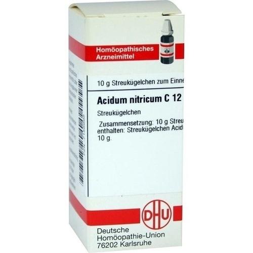 ACIDUM NITRICUM C 12 Globuli