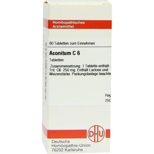 ACONITUM C 6 Tabletten