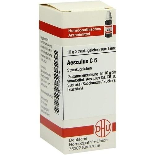 AESCULUS C 6 Globuli