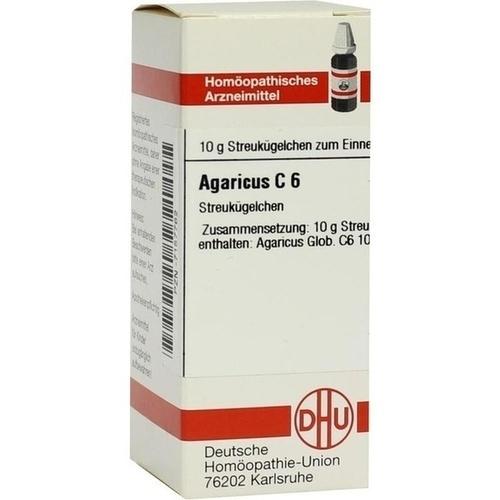 AGARICUS C 6 Globuli