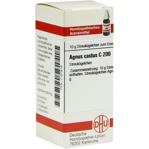 AGNUS CASTUS C 200 Globuli