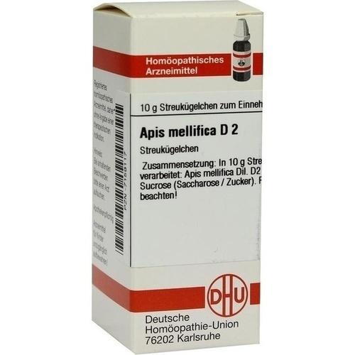 APIS MELLIFICA D 2 Globuli