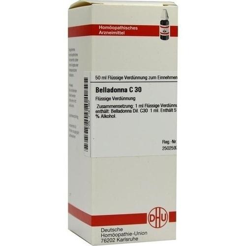 BELLADONNA C 30 Dilution