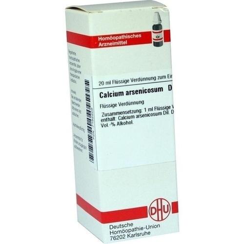 CALCIUM ARSENICOSUM D 6 Dilution
