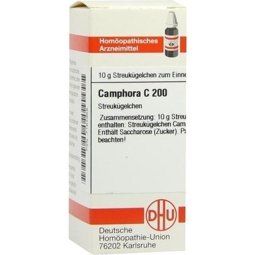 CAMPHORA C 200 Globuli