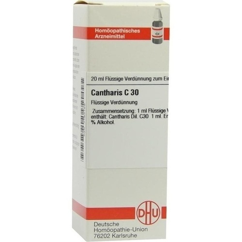 CANTHARIS C 30 Dilution