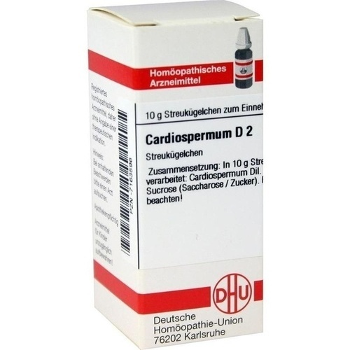 CARDIOSPERMUM D 2 Globuli