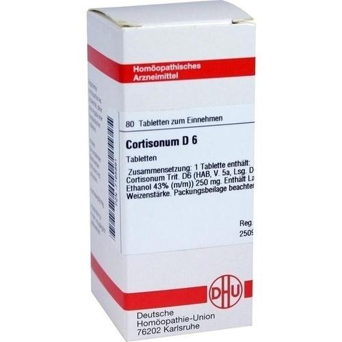 CORTISONUM D 6 Tabletten