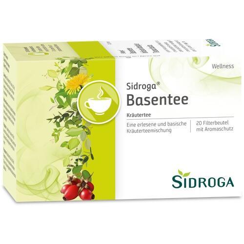 SIDROGA Wellness Basentee Filterbeutel