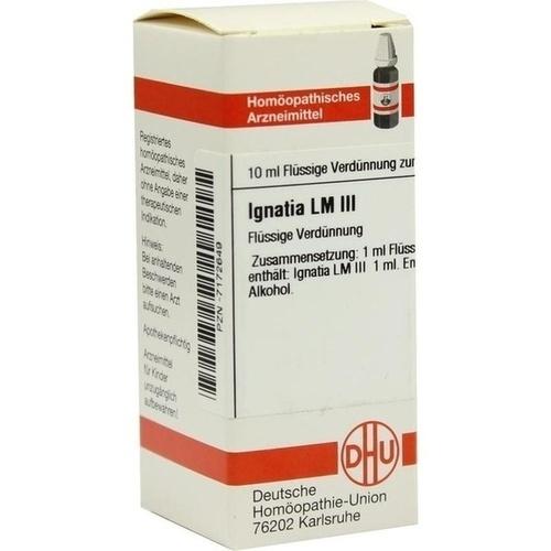 LM IGNATIA III Dilution