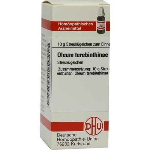 OLEUM TEREBINTHINAE C 30 Globuli
