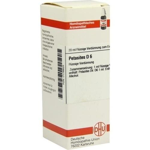 PETASITES D 6 Dilution