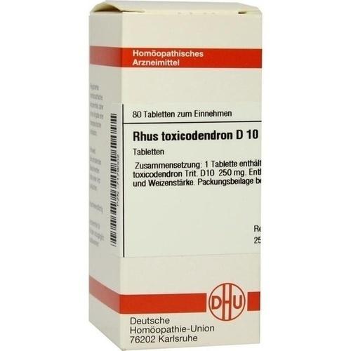 Rhus toxicodendron (rhus) - sumacul veninos - anacardiaceae