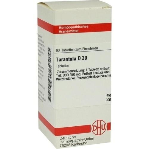 TARANTULA D 30 Tabletten