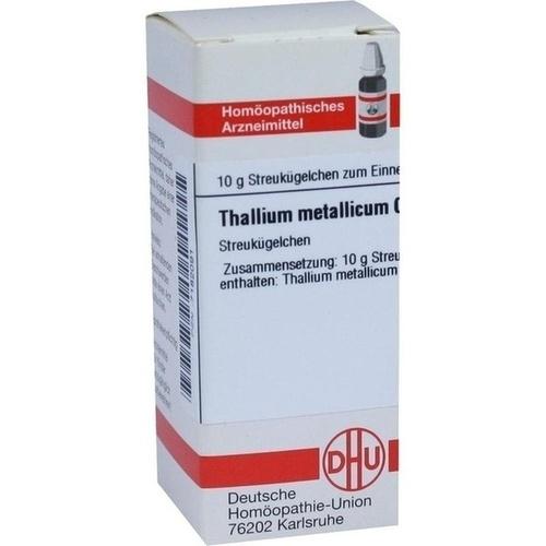 THALLIUM METALLICUM C 30 Globuli