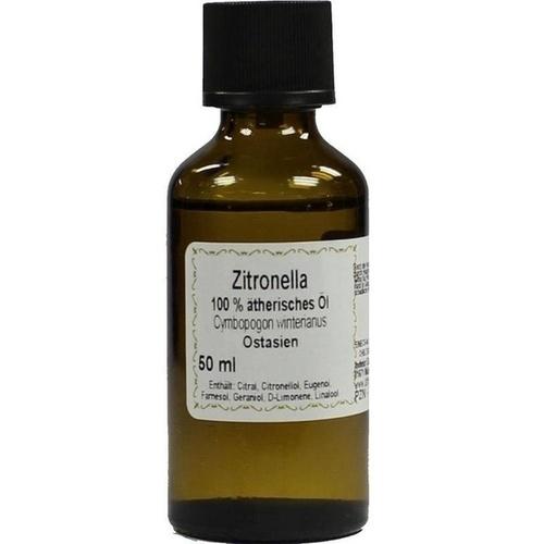 ZITRONELLA 100% ätherisches Öl