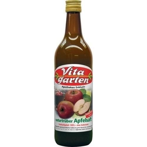 VITAGARTEN Apfel Saft trüb