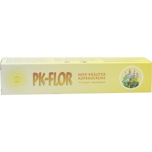 PK FLOR Aufbaucreme