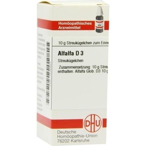 ALFALFA D 3 Globuli