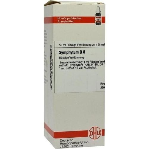 SYMPHYTUM D 8 Dilution