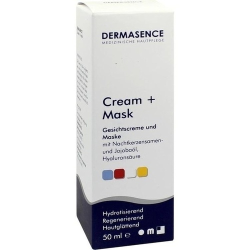 dermasence cream mask 50 ml dermasence k rper. Black Bedroom Furniture Sets. Home Design Ideas