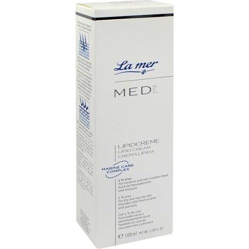 LA MER MED Lipidcreme ohne Parfüm