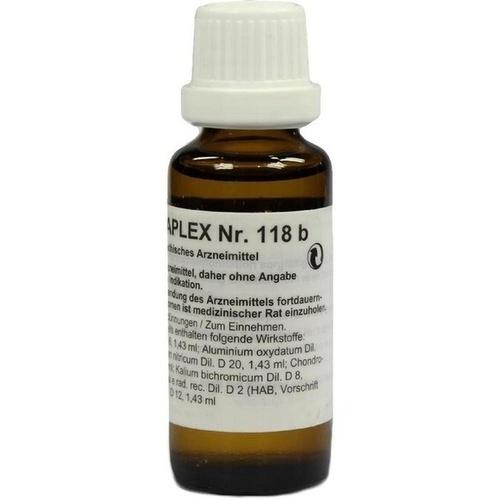 REGENAPLEX Nr.118 b Tropfen