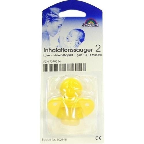 SAUGER Inhalation 102895 gelb