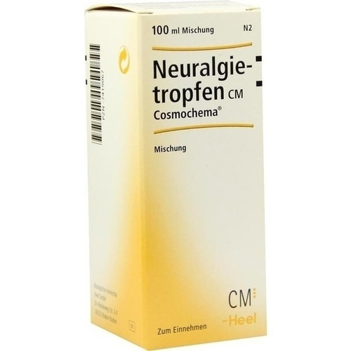 NEURALGIE Tropfen CM Cosmochema