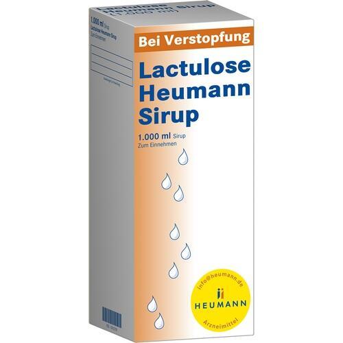 LACTULOSE Heumann Sirup