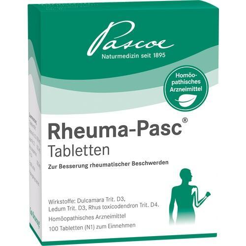 RHEUMA PASC Tabletten