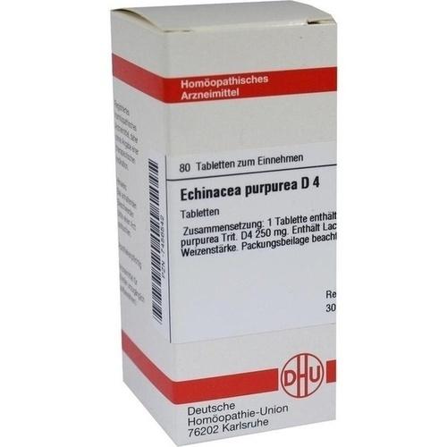 ECHINACEA PURPUREA D 4 Tabletten