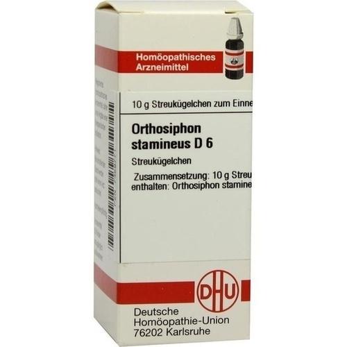 ORTHOSIPHON STAMINEUS D 6 Globuli