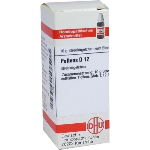 POLLENS D 12 Globuli