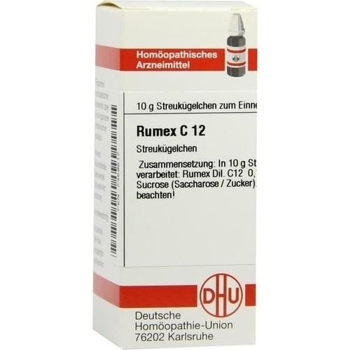 RUMEX C 12 Globuli