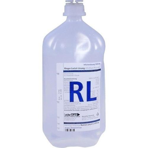 RINGER LACTAT Lösung DELTAMEDICA Inf.-Lsg.Plastik