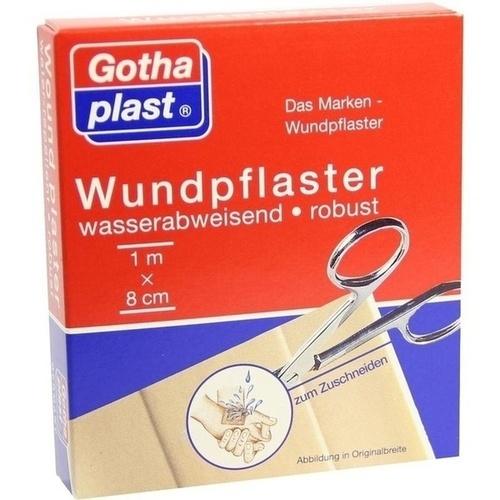 GOTHAPLAST Wundpfl.robust 8 cmx 1 m wasserabweis.
