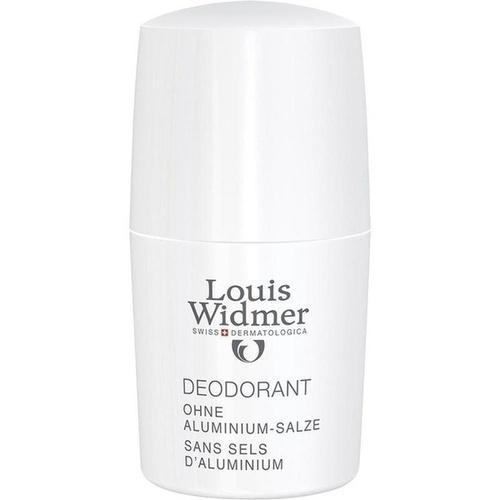 WIDMER Deodorant o.Aluminium Salze Stick l.parf.