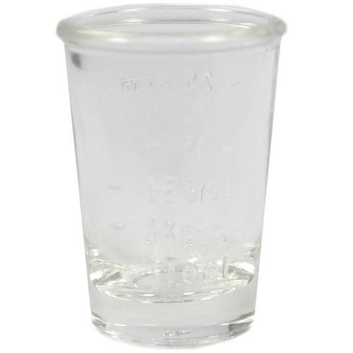 EINNEHMEGLAS graduiert Glas