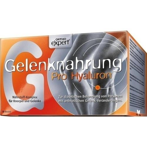 GELENKNAHRUNG Pro Hyaluron Orthoexpert Pulver 30X12.3 g