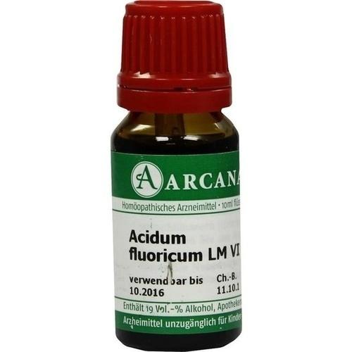 ACIDUM FLUORICUM LM 6 Dilution