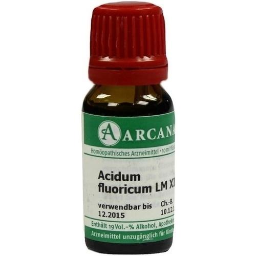ACIDUM FLUORICUM LM 12 Dilution