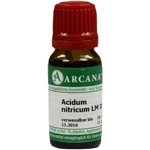 ACIDUM NITRICUM LM 12 Dilution